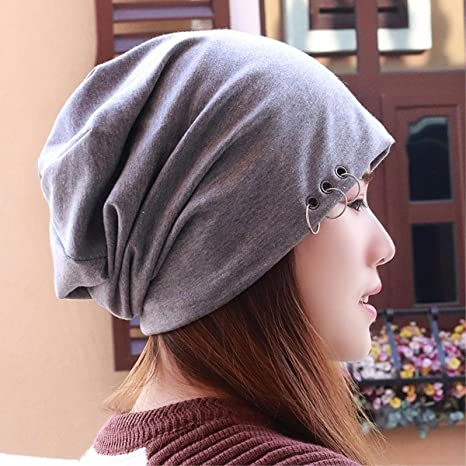 Men s and Women s high Elasticity Hoop Turban hat Men s Bald Head ... 671da6b10345