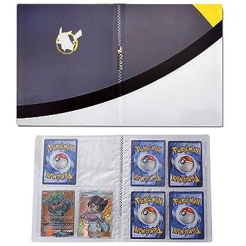OMZGXGOD - Pokemon Cartas Álbum, Trading Card Albumes,Género ...