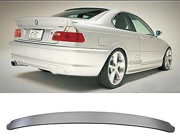 CPW (TM) AC estilo sin pintar techo Spoiler para 99 - 06 BMW E46 Serie 3 Coupé 325 Ci 330 ci 328 Ci 323 Ci: Amazon.es: Coche y moto