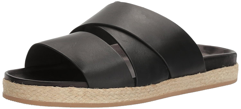 Bruno Magli Men's Isola Slide Sandal Black 9 M US BM600204-01A