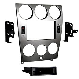 Metra 99-7523S 2003-2005 Mazda 6 Double and ISO DIN Radio Install Kit