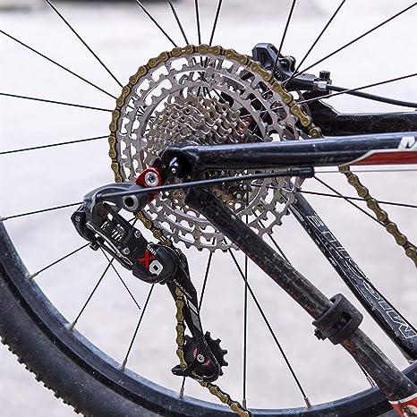 Dumai Ruedas Libres Cassette de Bicicleta SLR de 10 velocidades 11 ...
