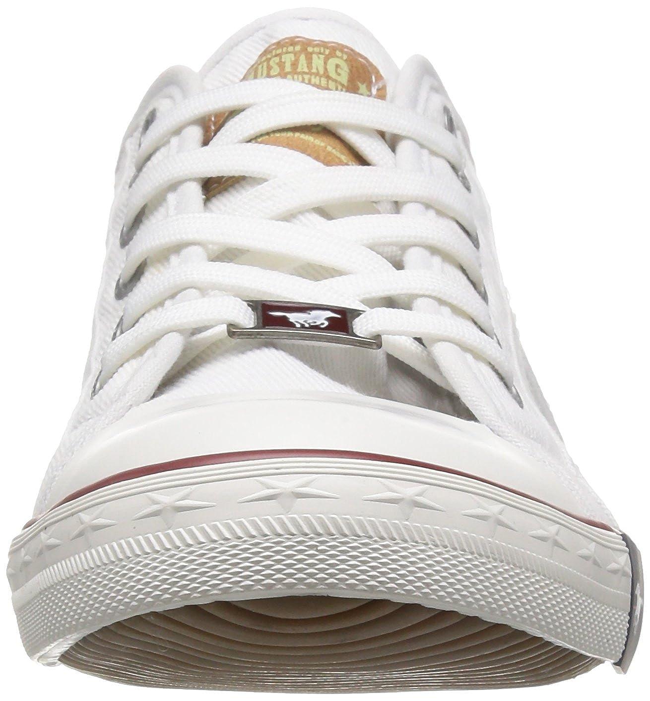 Bags Sneakers Shoes 1 Top Amazon co uk 4058 305 amp; Mustang Men's Low RHBCg
