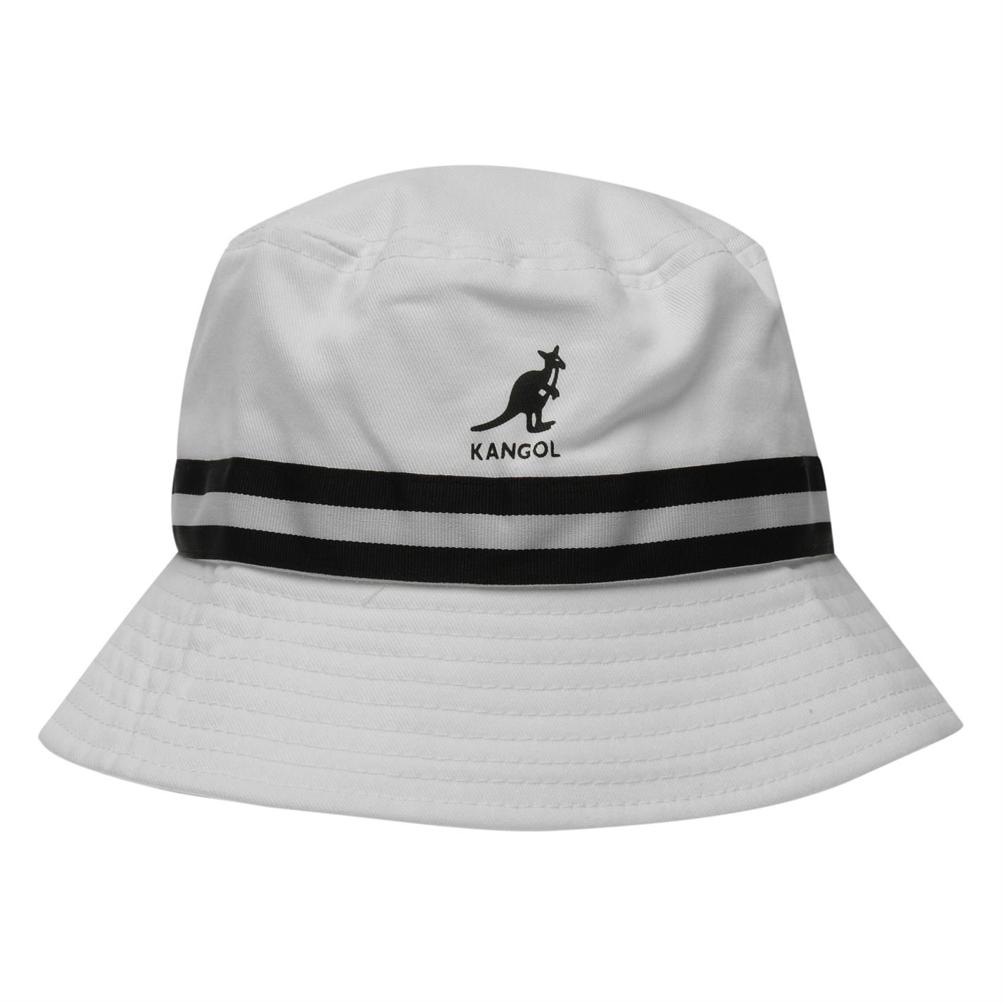 Kangol Uomo Stripe Bucket Cappello