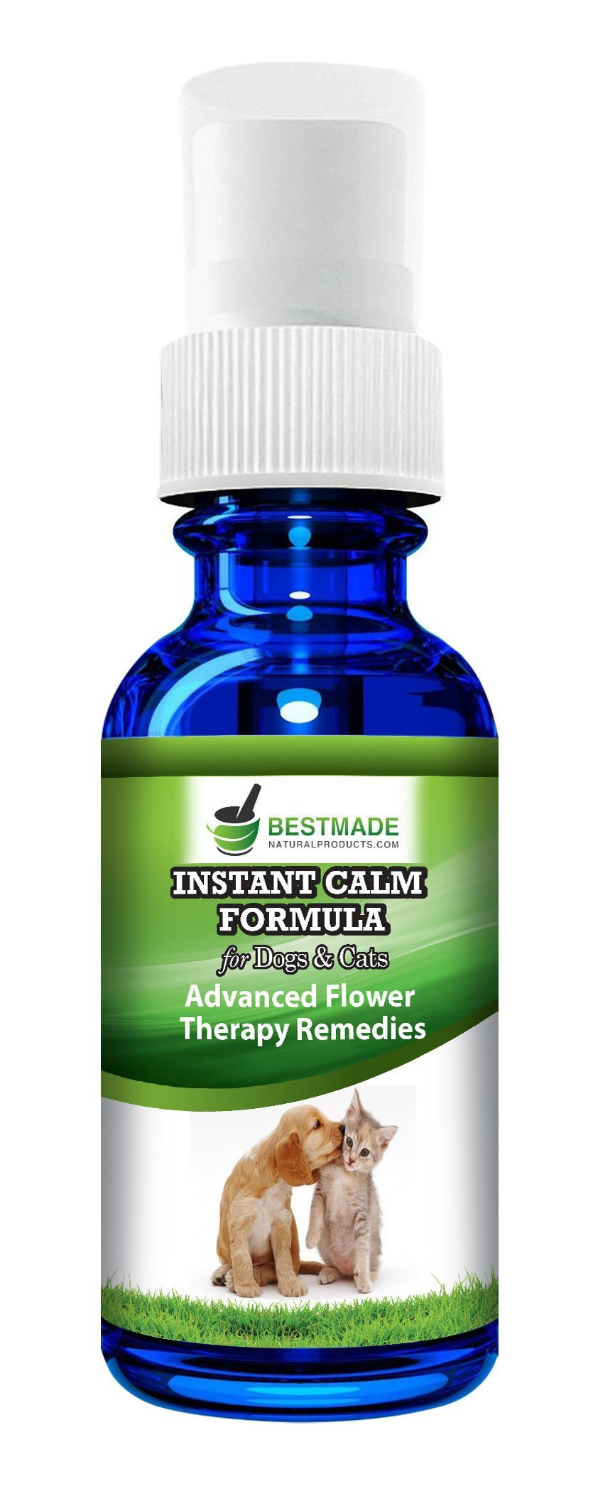 Bestmade Instant Calm- Advanced Flower Therapy Remedy