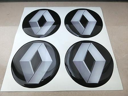 RENAULT Clio Conversione Ruota Borchie Kit Inc Nuts 50 MM lunghezza complessiva BORCHIE