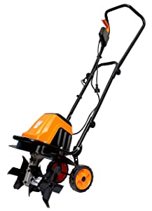 Cultivator and Rotavator (Orange)