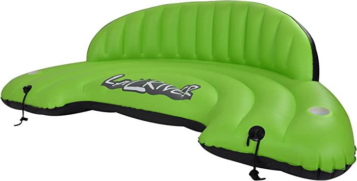 Blue Wave Sports Lay-Z-River Inflatable River Float Tube