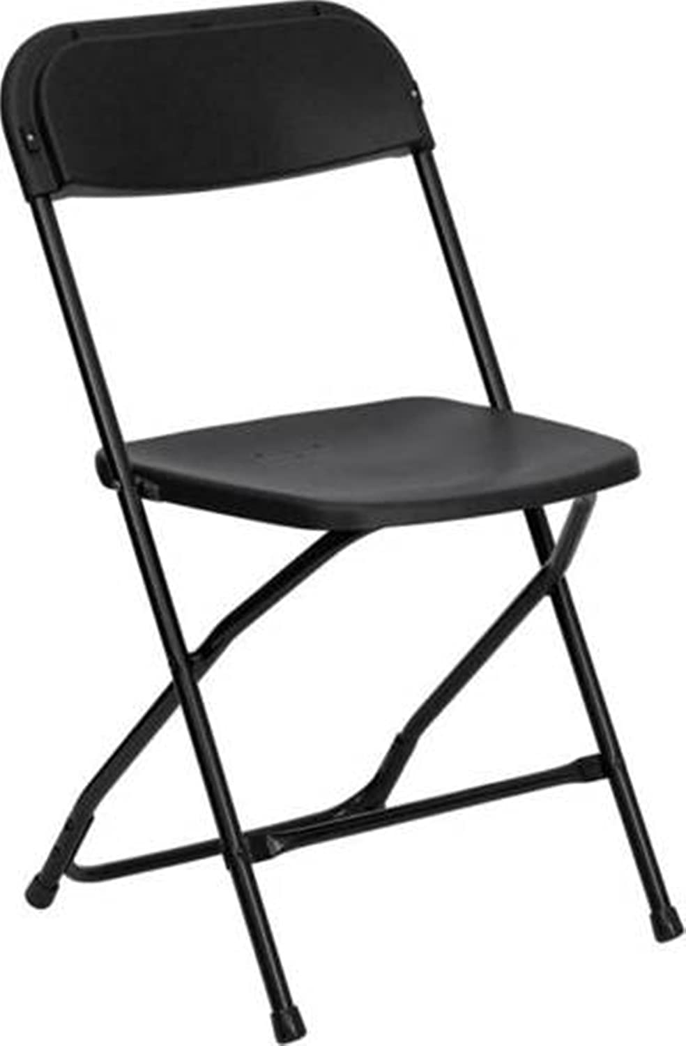 Admirable Amazon Com New Sudden Comfort Folding Chair Capacity Black Pabps2019 Chair Design Images Pabps2019Com