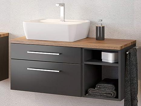 Fabulous Waschbeckenunterschrank Badschrank Unterschrank Schrank Badmöbel VJ79