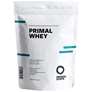 Protein Powder Neutral | PRIMAL WHEY Protein powder | 100% Premium Whey  Protein from Irish Pasture-Raised and Grass-Fed Cows | Low Carb Protein for