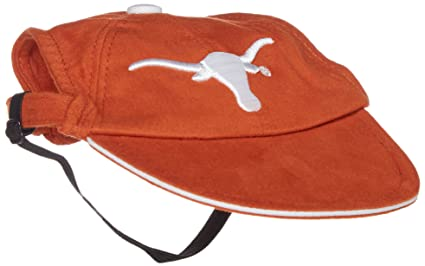 b4d9bedd17609 Amazon.com   Sporty K9 Collegiate Texas Longhorns Dog Cap