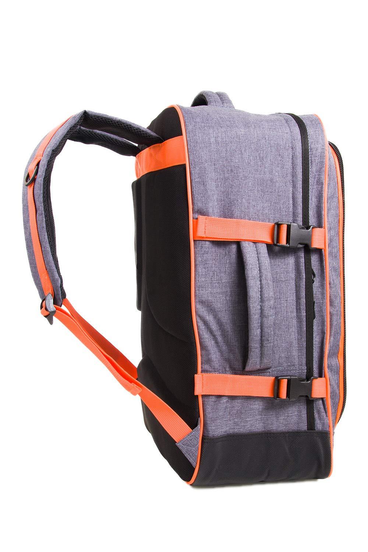 Vaska Backpack approuv/é par les compagnies de vols Le Sac /à dos immense de 44 litres bagages /à main 55x40x20 cm Marine