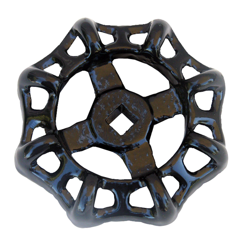 LASCO 01-5180 Metal Wheel Handle, 4-Inch Gate Valve, 0.45-Inch ...