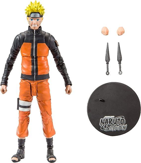 McFarlane Toys Naruto Action Figure, Multi