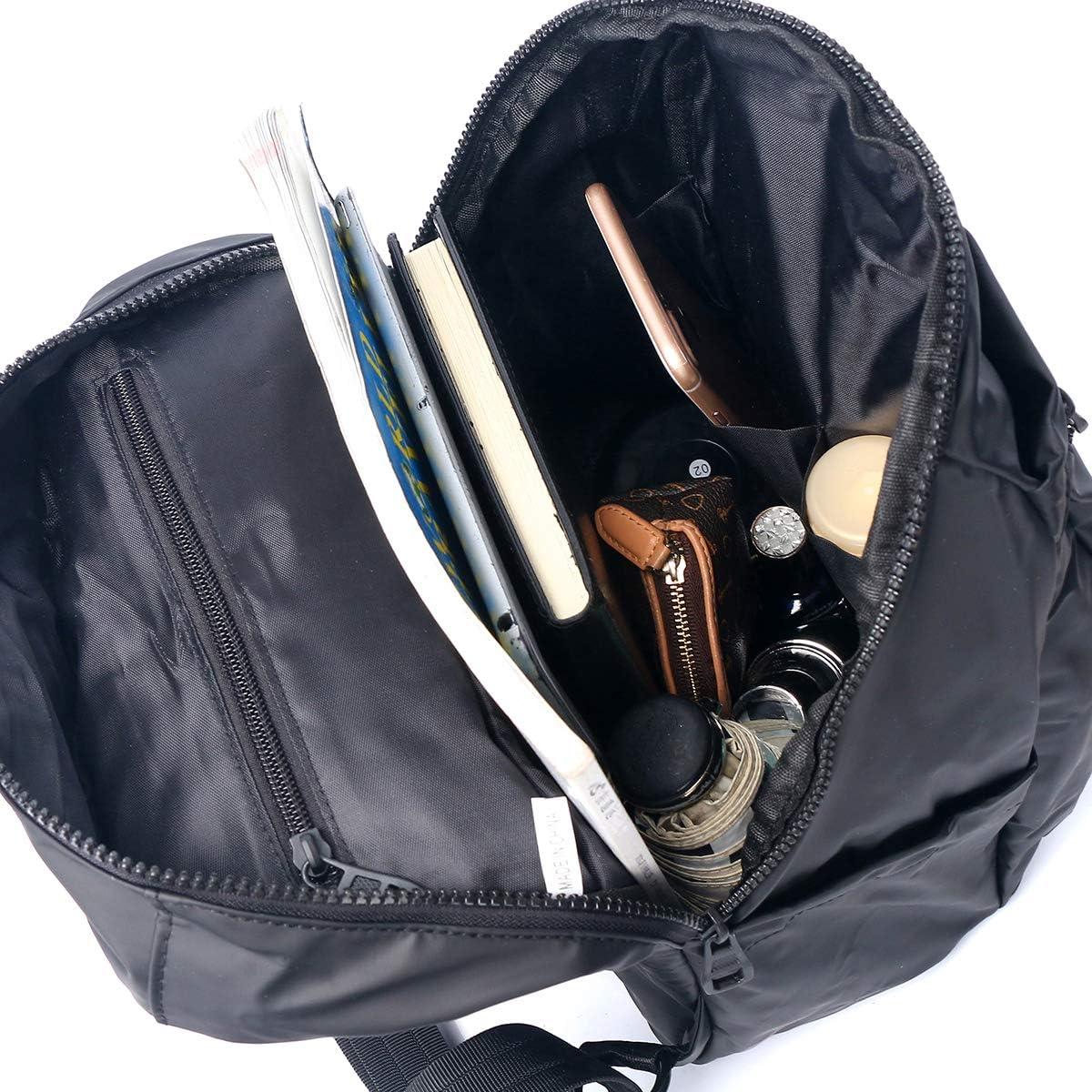 Zg Lightweight Waterproof Casual Fashion Backpack Shoulder Bag Travel Bag for Women and Girls