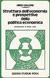 Struttura dell'economia e prospettive della politica economica