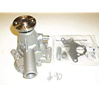 WATER PUMP for Ford New Holland Tractors, Boomer, Skid Steer Replaces SBA145016780, SBA145017780,SBA145017790, SBA145017721, SBA145017780, SBA145017730, SBA145016901, CSU80-0012