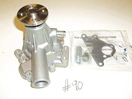 Amazon com: WATER PUMP for Ford New Holland Tractors, Boomer