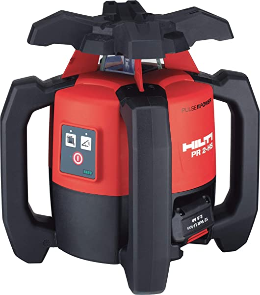Hilti Robust Outdoor Rotating Laser PR 2-HS A12