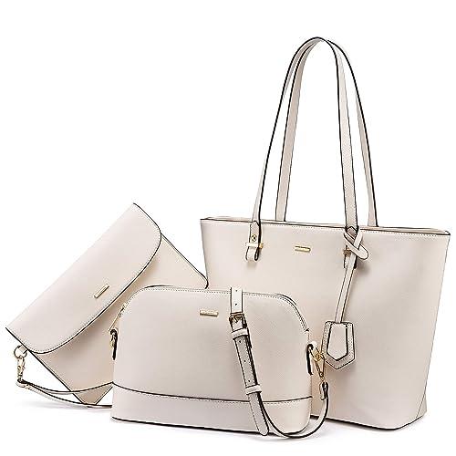 Amazon.com: Bolsos de mano para mujer, bolsos de moda ...