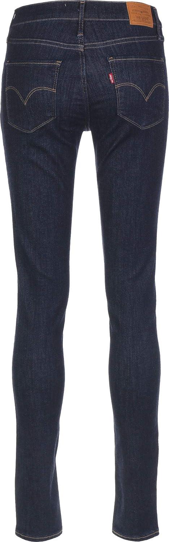 Levi's Women's 720 High Rise Super Skinny Jeans Deep Serenity