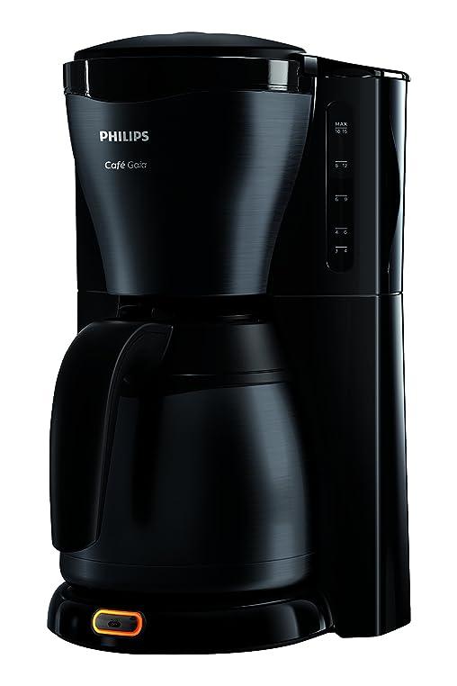 Philips Hd7547/20u0026nbsp;Kaffeemaschine Filter Thermoskanne 15u0026nbsp;Tassen  Metall Titanium ... Nice Ideas