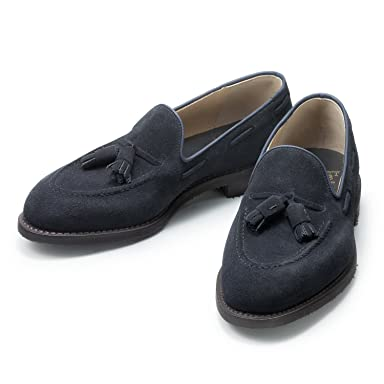 Cavendish Suede: Navy