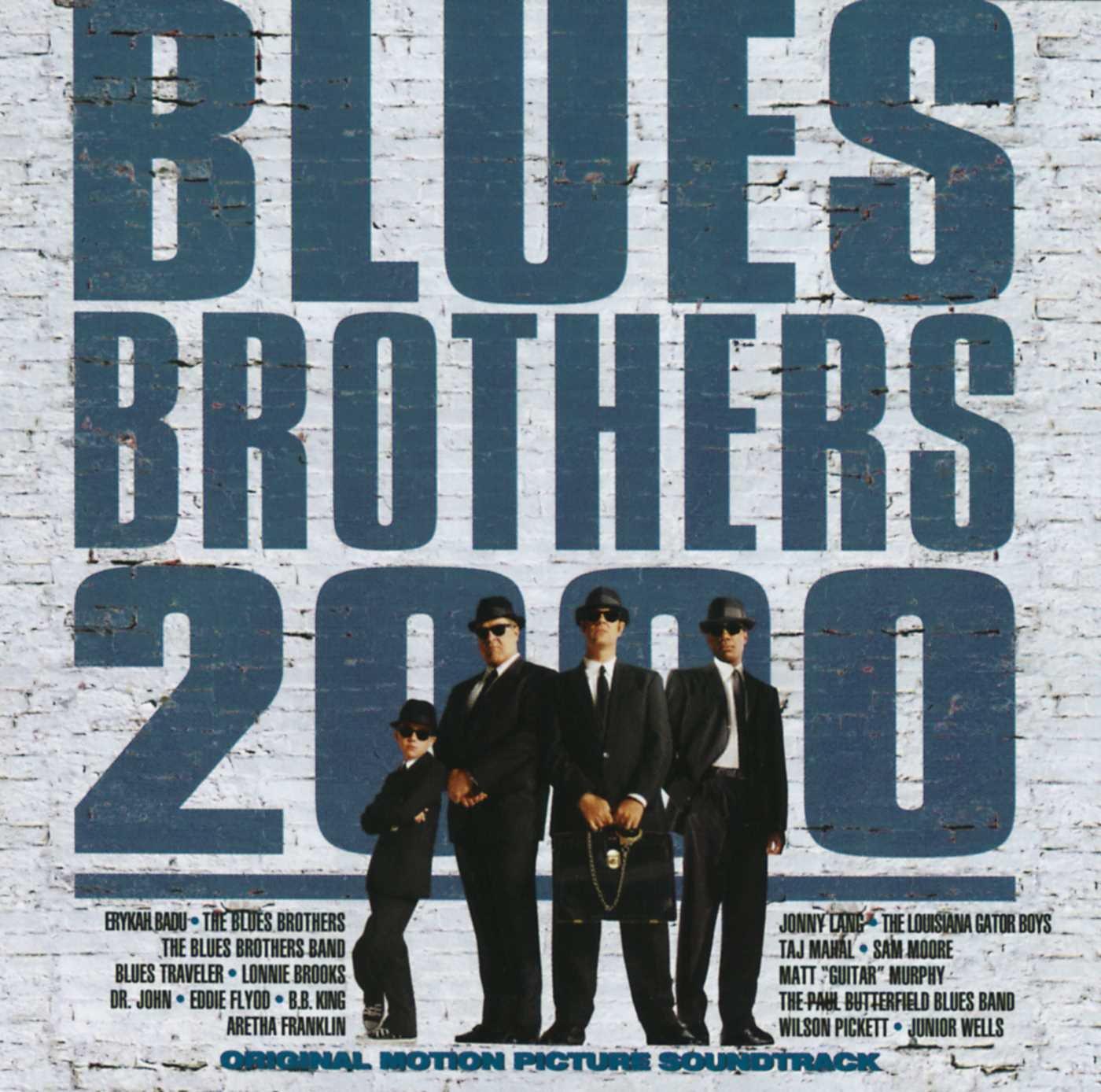 Mua Blues Brothers 2000 Original Motion Picture Soundtrack Tren Amazon Má»¹ Chinh Hang 2020 Fado