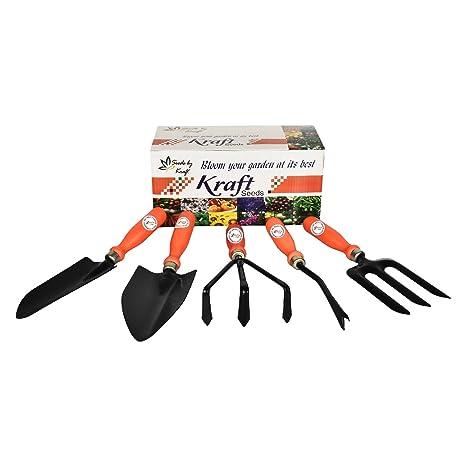 Kraft Seeds Garden Tool Set (5-Pieces)