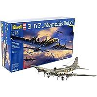 Revell Revell-B-17F Boeing B-17F Memphis Belle, Kit