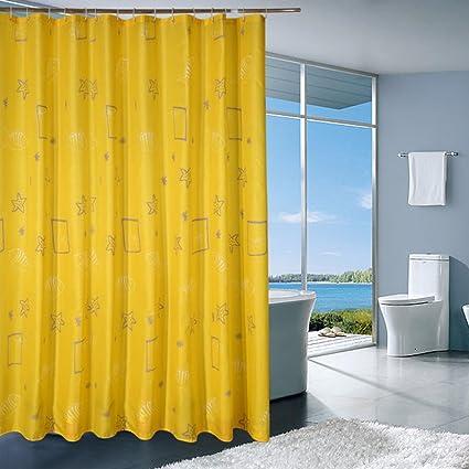 Rideau de fenêtre Rideau de Salle de Bain/Rideau shower ...