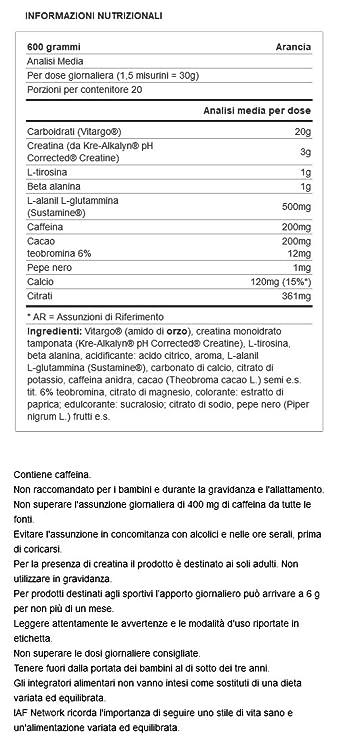 Yamamoto Nutrition Sizefuel Complemento Alimenticio - 600 gr: Amazon.es: Salud y cuidado personal
