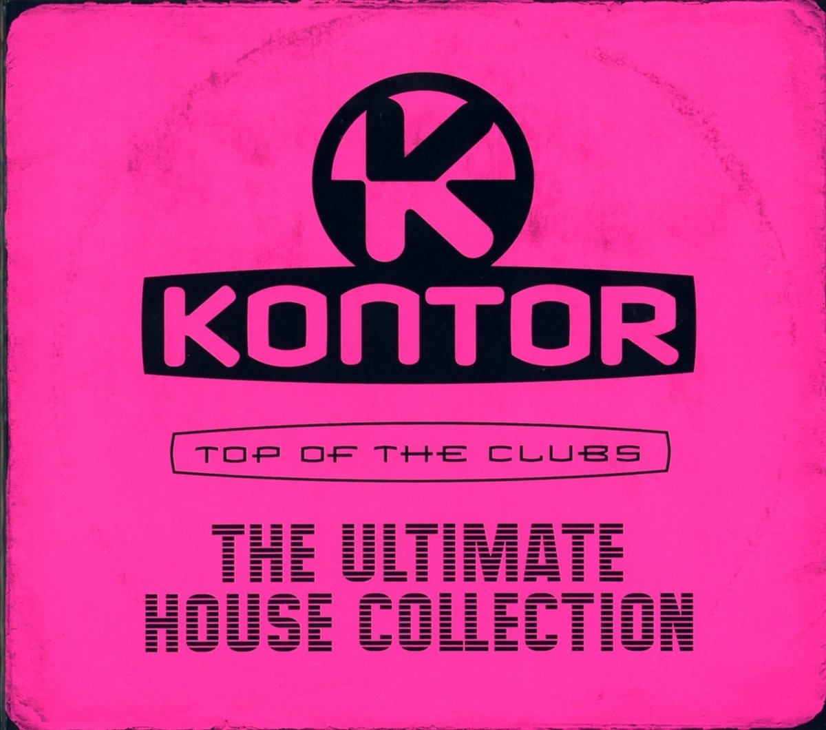 VA - Kontor Top Of The Clubs The Ultimate House Collection - 3CD - FLAC - 2018 - VOLDiES Download