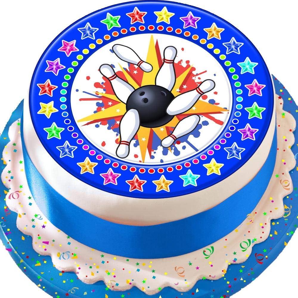 Schlüsselanhänger Motiv Kuchen und Torten
