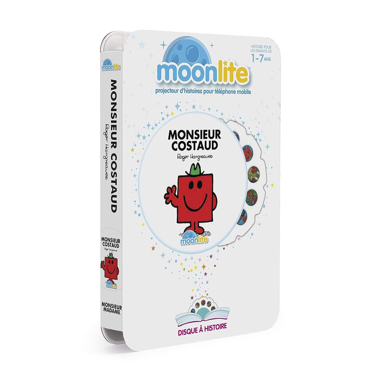 Moonlite - 6047237 - Pack Histoire Madame Princesse - Projecteur d'histoires pour enfants Spin Master