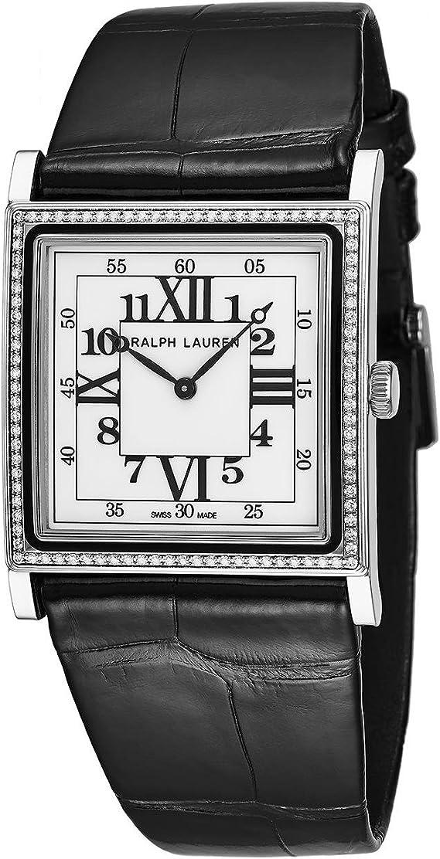 Ralph Lauren Slim 867 – Swiss analógico de Cuarzo Reloj de ...