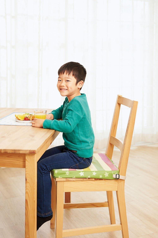高さが変わるお食事クッション ワイド コジット