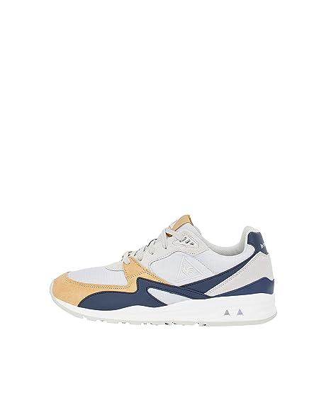 Zapatilla LE COQ SPORTIF LCS R800 Retro Hombre Gris 43: Amazon.es: Zapatos y complementos