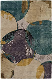 product image for Capel Specter-Mirage Dew 8' x 11' Rectangle Hand Knotted Rug