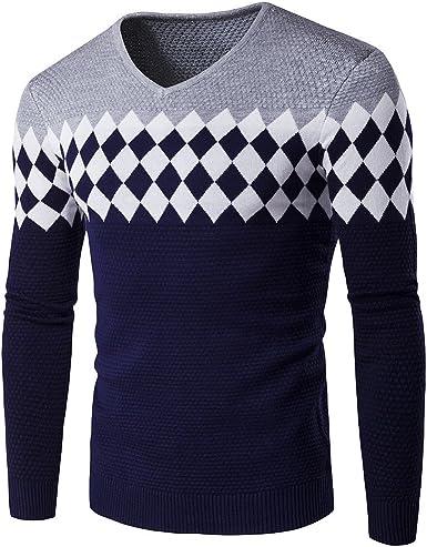 Zimaes-Men Pullover Hooded Knitwear Pure Color Long-Sleeve Outwear Sweaters