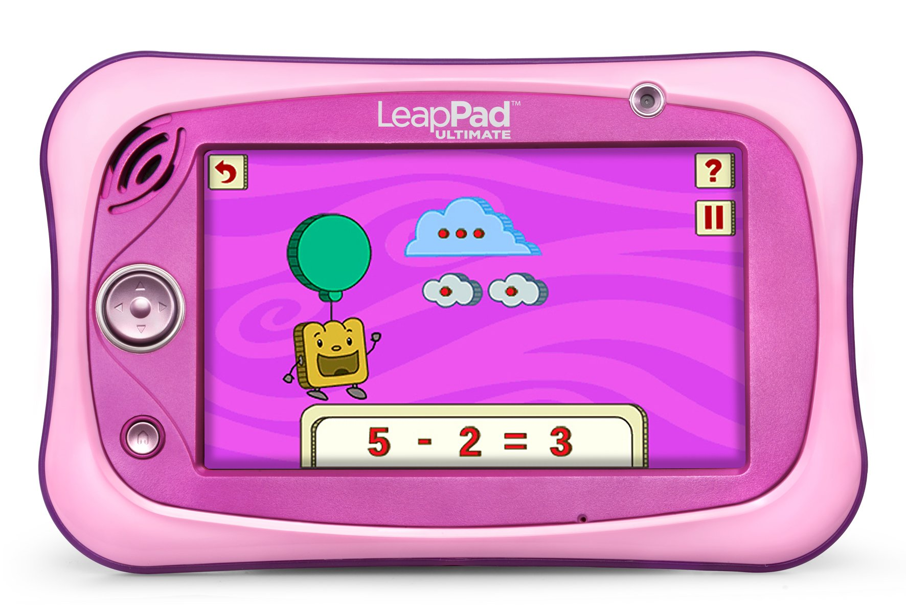 LeapFrog LeapPad Ultimate Ready for School Tablet, Pink by LeapFrog (Image #3)