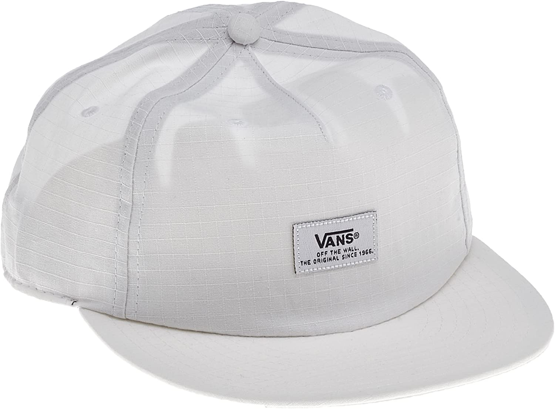 Vans Helms Unstructured, Gorra de béisbol para Hombre, Blanco ...