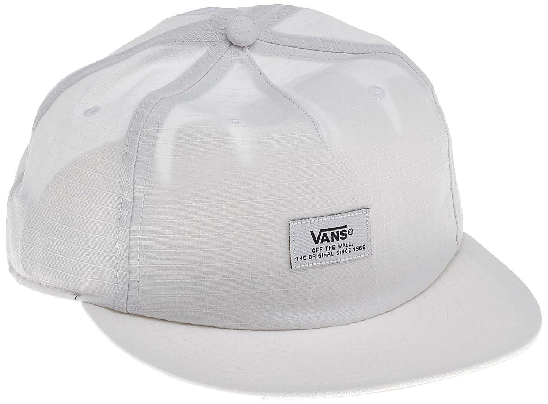 0bf25489c02 Amazon.com  Vans Helms Unstructured Mens Cap White  Clothing