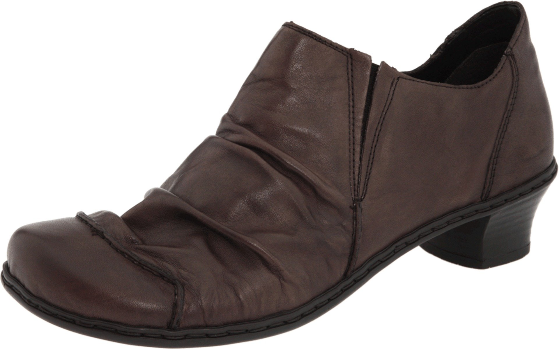 Rieker 52180 Louise 80,Smoke,37 EU (Women's 6.5 M US) by Rieker