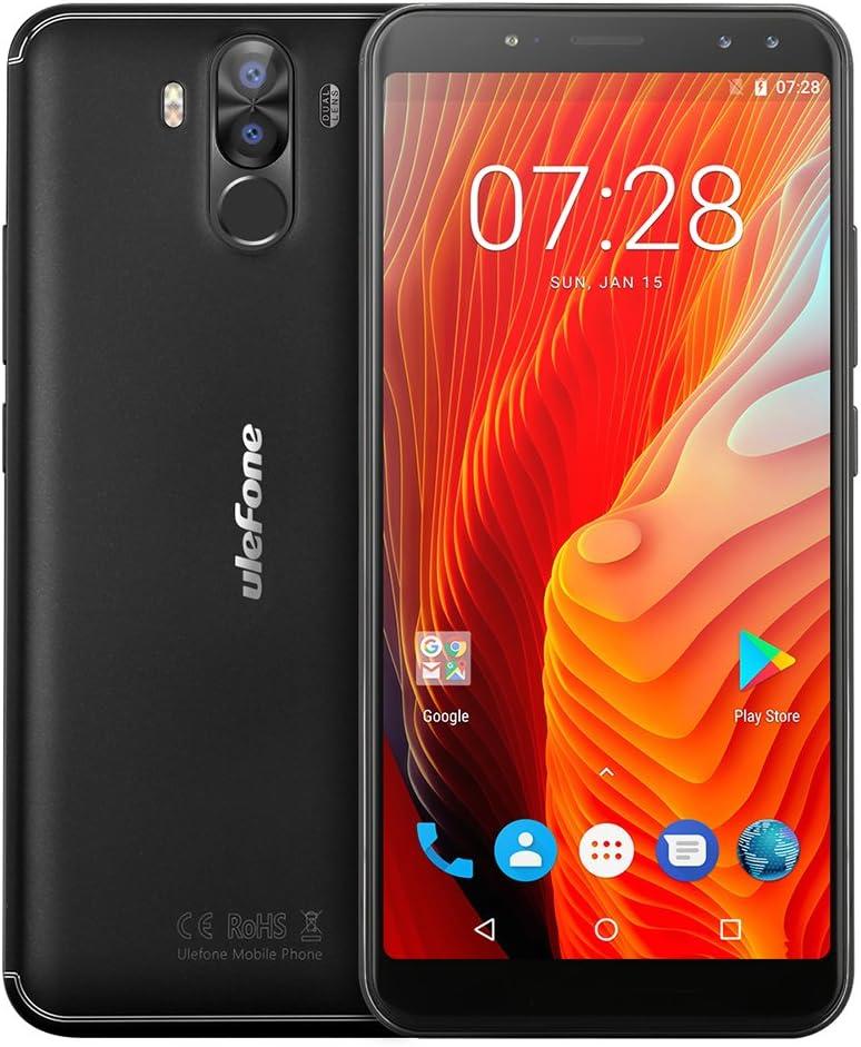 Ulefone Power 3-4G Smartphone Android 7.1 6.0 Pulgadas MTK6763 ...