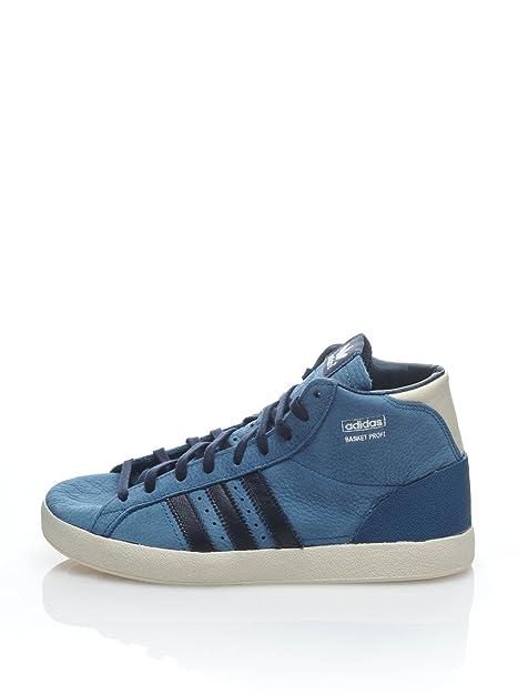 adidas Hightop Sneaker Basket Profi Ef K blau EU 28: Amazon