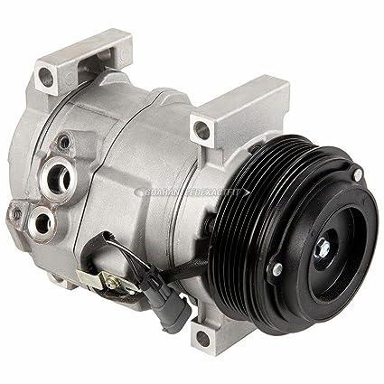 Amazon com: AC Compressor & A/C Clutch For Chevy C4500 C5500 Kodiak
