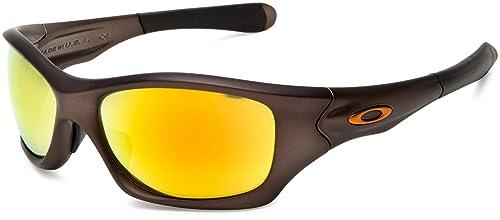 0c8bb855f5e Oakley Men s Pit Bull Asian Fit Sunglasses