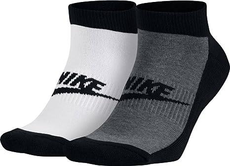 Nike NSW Mens 2ppk Futura No Show Pack 2 Pares de Calcetines ...